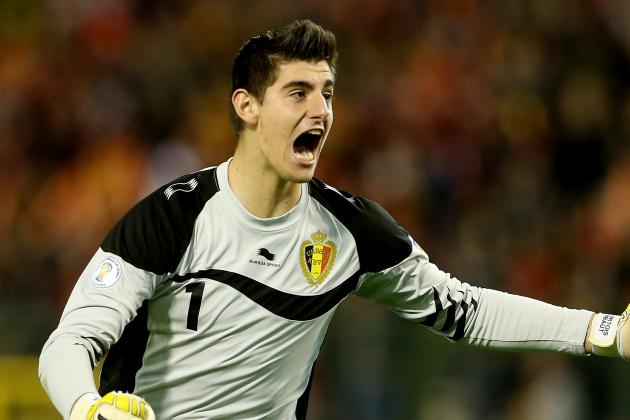 Goalkeeper Thibaut Courtois Father Rubbishes Claims of Deal with Barcelona