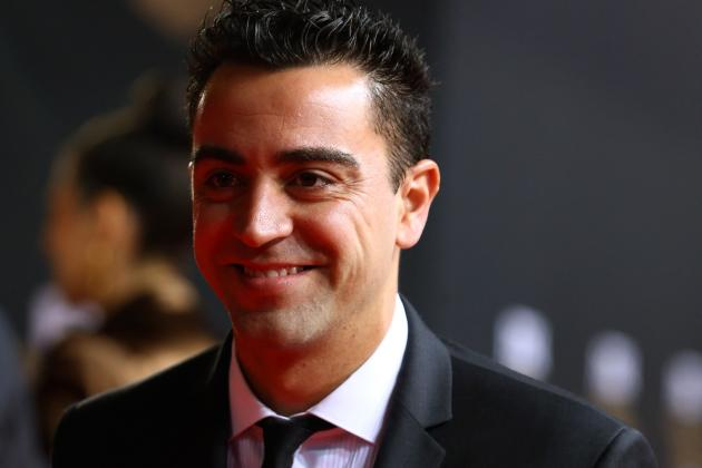 Xavi: Hunger Remains the Same