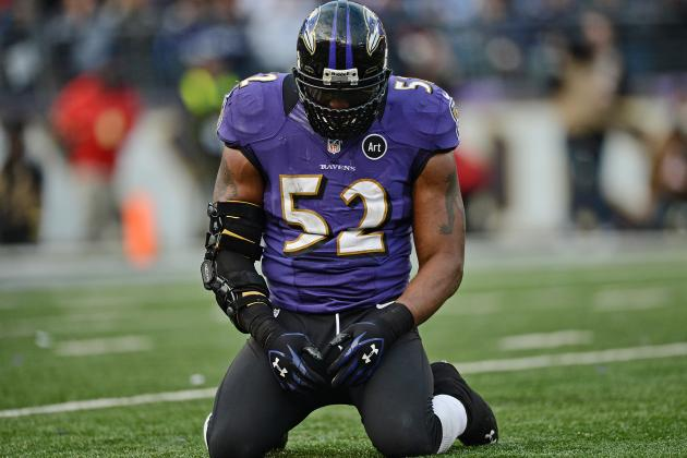Ravens, Ray Lewis Handled Injury Just Right to Get Team, Player to Super Bowl
