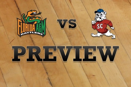 Florida A&M  vs. SC State: Full Game Preview