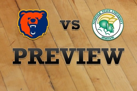 Morgan State vs. Norfolk State: Full Game Preview