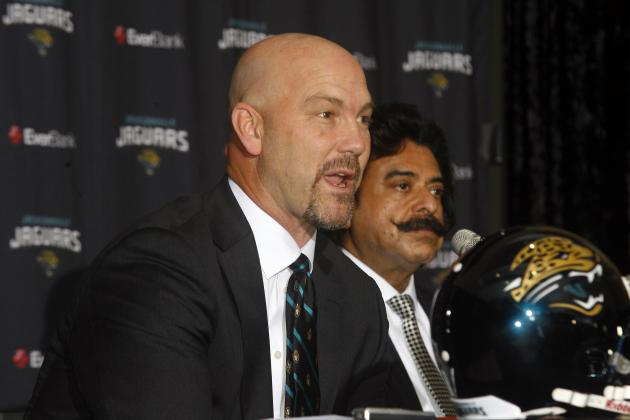 Jaguars Coach Gus Bradley Focuses on Coaching with Coordinator Hires