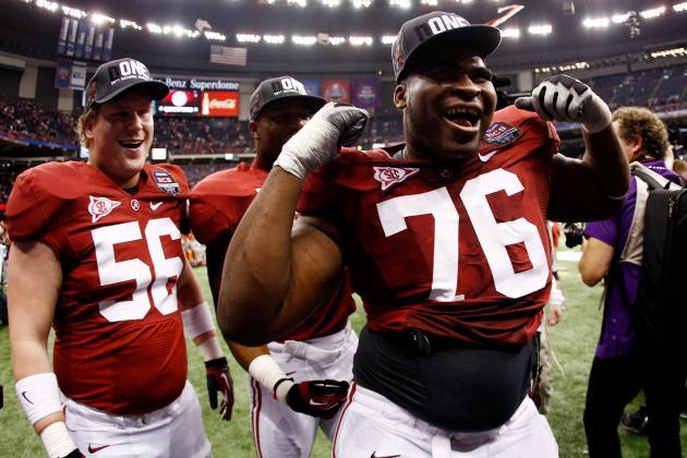 Lingering Injuries Could Force D.J. Fluker to Sit out Senior Bowl