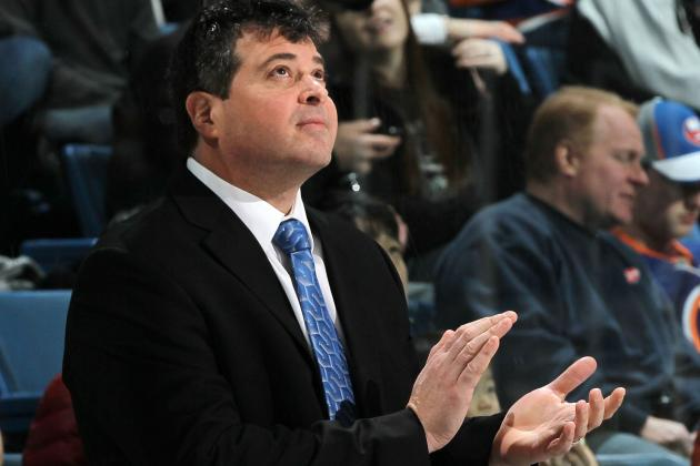 Jack Capuano Will Return Today vs. Lightning