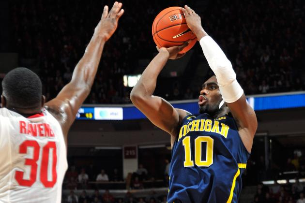 Tim Hardaway Jr. Passes Webber, Traylor on His Way Up Michigan's Scoring List