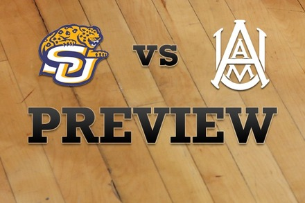 Southern University vs. Alabama A&M: Full Game Preview