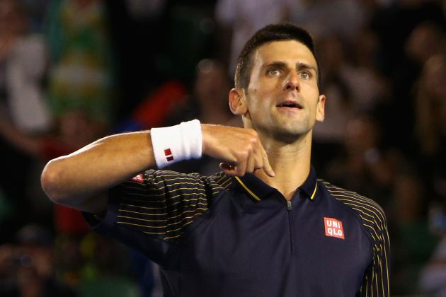 Novak Djokovic: Biggest Reasons Nole Is a Lock to Reach Australian Open Final