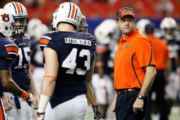 Malzahn Promises to Get Auburn's Edge Back
