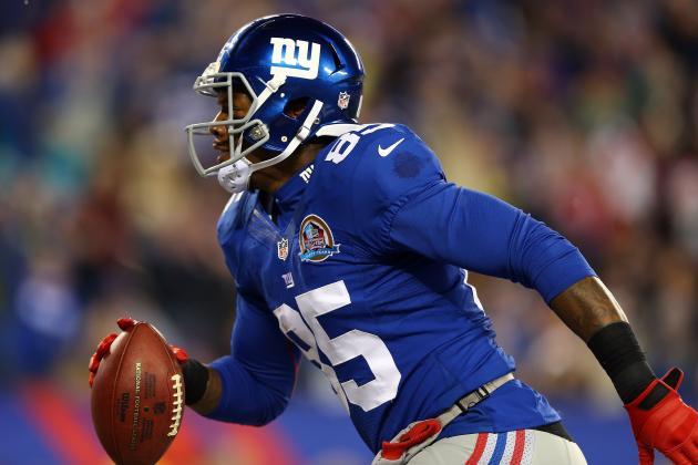 Martellus Bennett 'Plans on Retiring' with the New York Giants