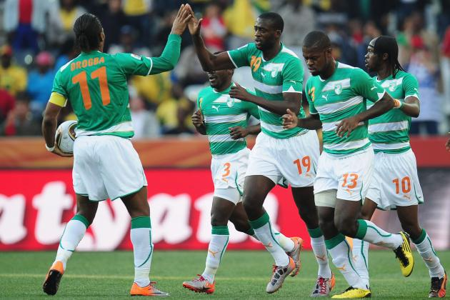 African Cup of Nations 2013: Predictions for Group D Openers on Day 4
