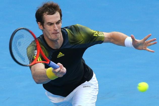 Australian Open 2013: No One Will Be Able to Stop Andy Murray Down Under