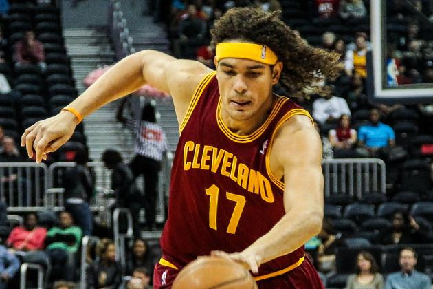 Anderson Varejao Will Miss Remainder of Season Due to Blood Clot
