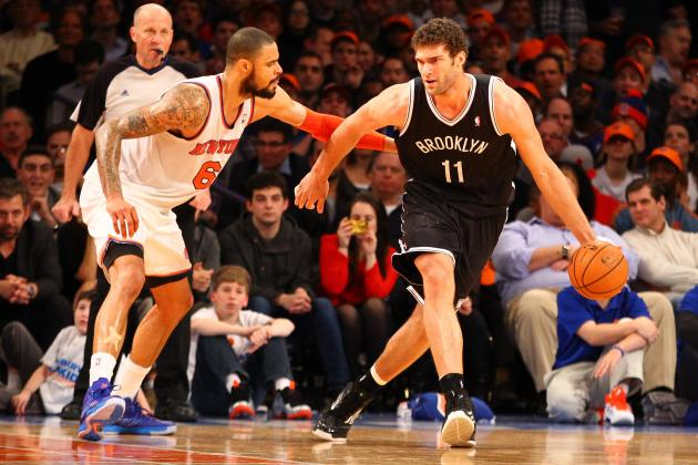 Knicks Face Rejuvenated Nets