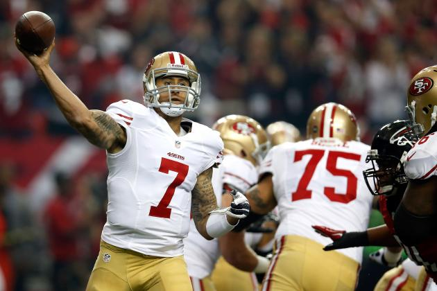 Colin Kaepernick: How the San Francisco 49ers Became an Offensive Juggernaut