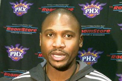 Lindsey Hunter Introduced as Suns Head Coach