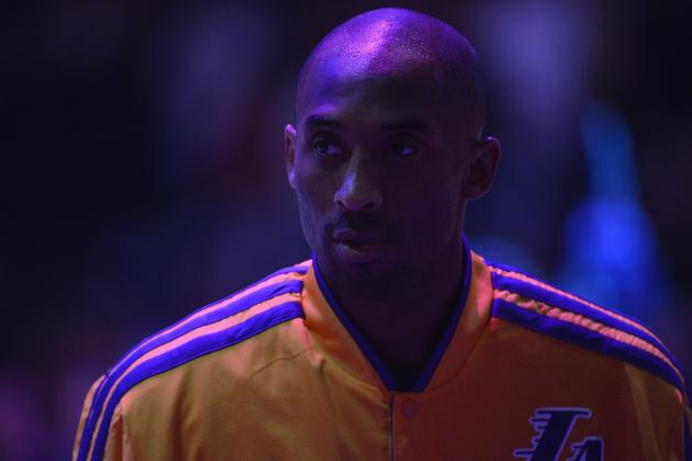 Kobe Says He'll Have to Push Through Tired Legs