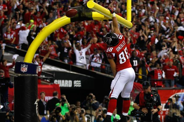 Losing Tony Gonzalez Will Devastate the Atlanta Falcons Offense
