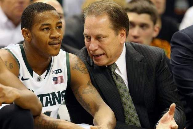 Tom Izzo Calls New MSU Captain Keith Appling 'RGIII Reincarnated'