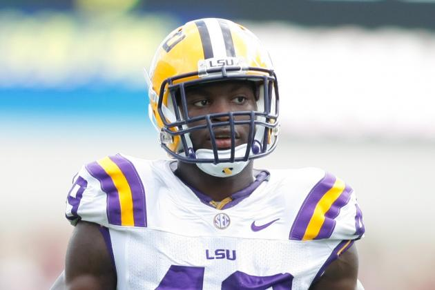 LSU's 11 Top NFL Draft's Early Entries List