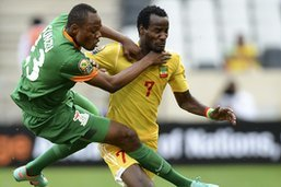 Africa Cup of Nations 2013: Day 3 Scores and Results Summary