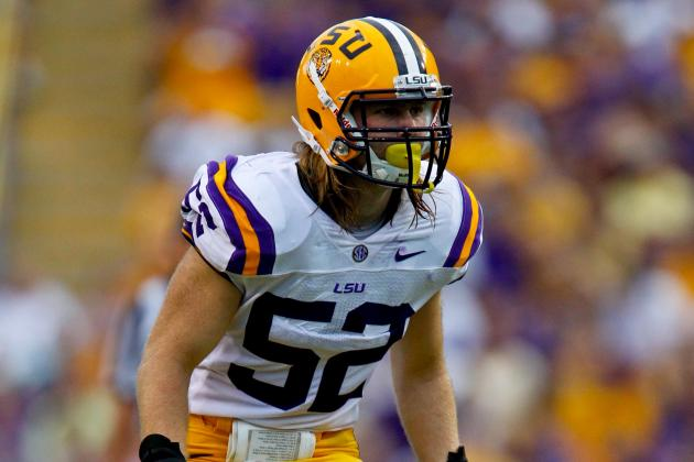 Luke Muncie, Nic Jacobs No Longer LSU Tigers