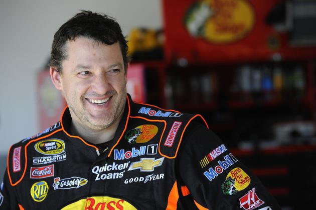 Tony Stewart Not Closing Door on Future Indianapolis 500 Effort