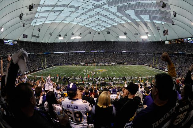 Bids Due for Vikings Stadium Construction