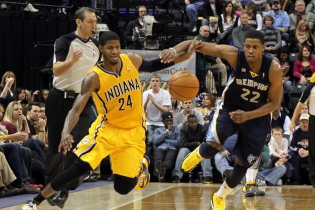 NBA Gamecast: Pacers vs. Grizzlies