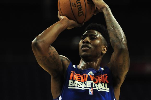 Knicks' Shumpert Ready for More Playing Time