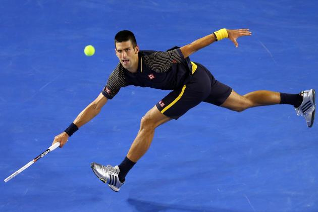 Novak Djokovic: Breaking Down What Makes Nole a Lethal Hard Court Player