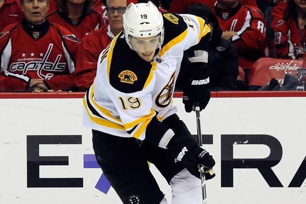 NHL Gamecast: Winnipeg Jets vs. Boston Bruins