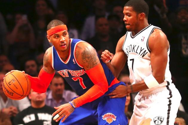 Brooklyn Nets vs. New York Knicks: Preview, Analysis and Predictions