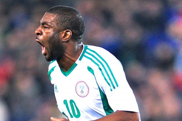 Nigeria vs. Burkina Faso: Africa Cup of Nations Live Score, Highlights, Recap