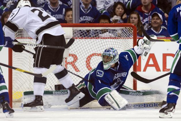 Roberto Luongo to Florida Panters?: NHL Trade Rumors