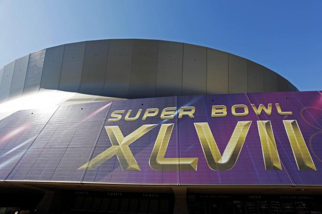 Super Bowl 47: Location, Logo and Halftime Show Rumors