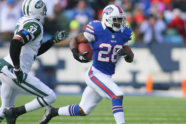 C.J. Spiller's Goals Much Bigger Than the Pro Bowl