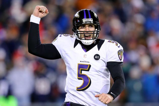 Growing Up:  How Joe Flacco Has Matured Through the Playoffs