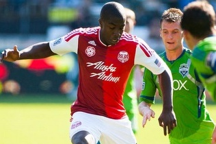 Timbers Sign Forward Jose Valencia to Multi-Year Contract