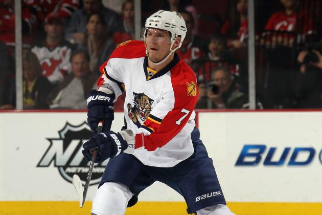 Kulikov to Make Season Debut for Panthers Versus Sens