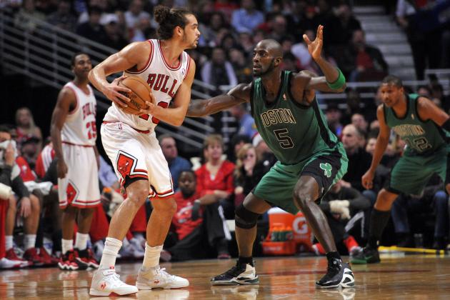 Joakim Noah Calls Out Kevin Garnett's Cheap Shots (Again)