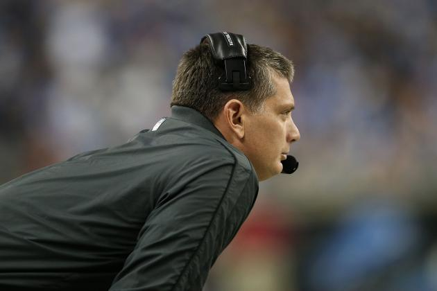 Jim Schwartz Silences Talk of Switching to a 3-4 Defense