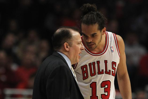 Thibodeau Downplays Noah Benching