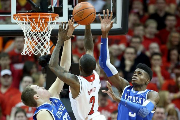 Kentucky's Nerlens Noel Shot-Blocking Ability Affecting Opponents
