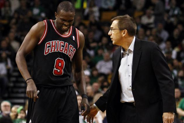 Bulls' Deng (Hamstring) Game-Time vs. Lakers