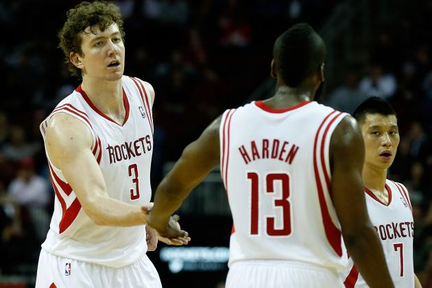 NBA Gamecast: Rockets vs. Bobcats