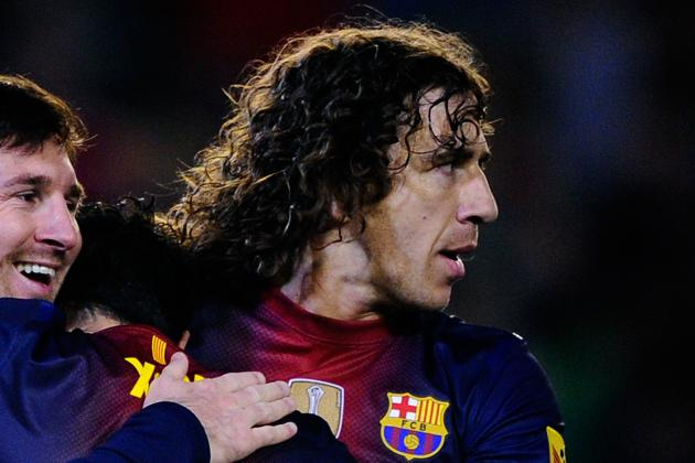 Carles Puyol to Sign Contract Extension on Tuesday