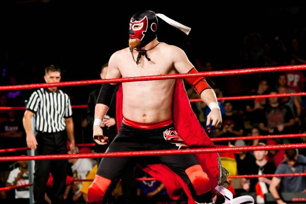 WWE's Newest Masked Man: Meet Recent Signee El Generico