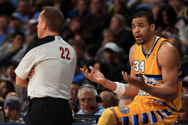Nuggets Show Patience with Talented 7-Footer JaVale McGee