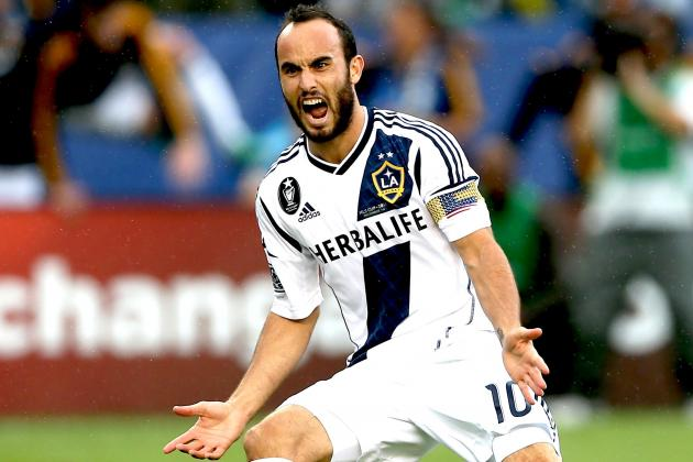 Landon Donovan Will Return to LA Galaxy for 2013 Season