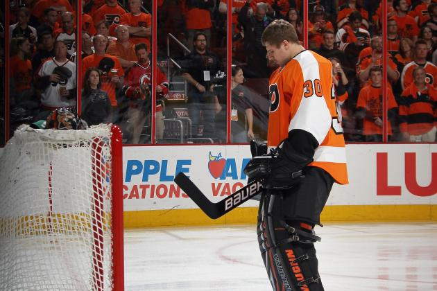 Flyers Notes: Bryzgalov Better Than Stats Indicate